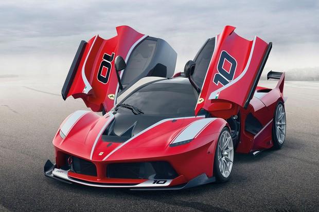 Ferrari FXX K (Foto: Divulgação)