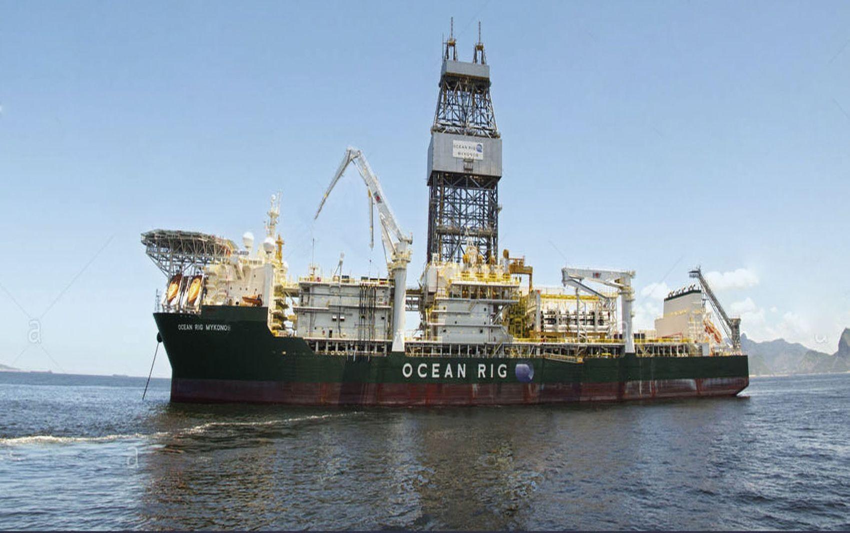 Petrobras inicia nova perfuração na Bacia de Sergipe-Alagoas, diz governo - Notícias - Plantão Diário