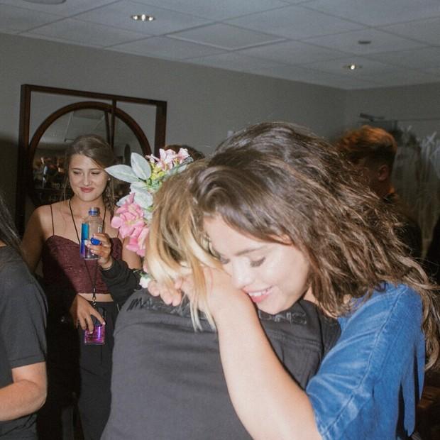 Festa surpresa da Selena Gomez (Foto: Reprodução/Instagram)