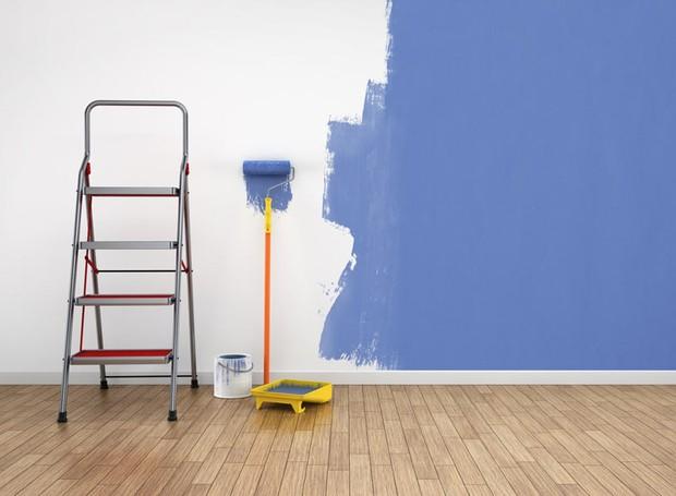 Como pintar paredes: 8 erros que você comete - Casa e Jardim | Decoração