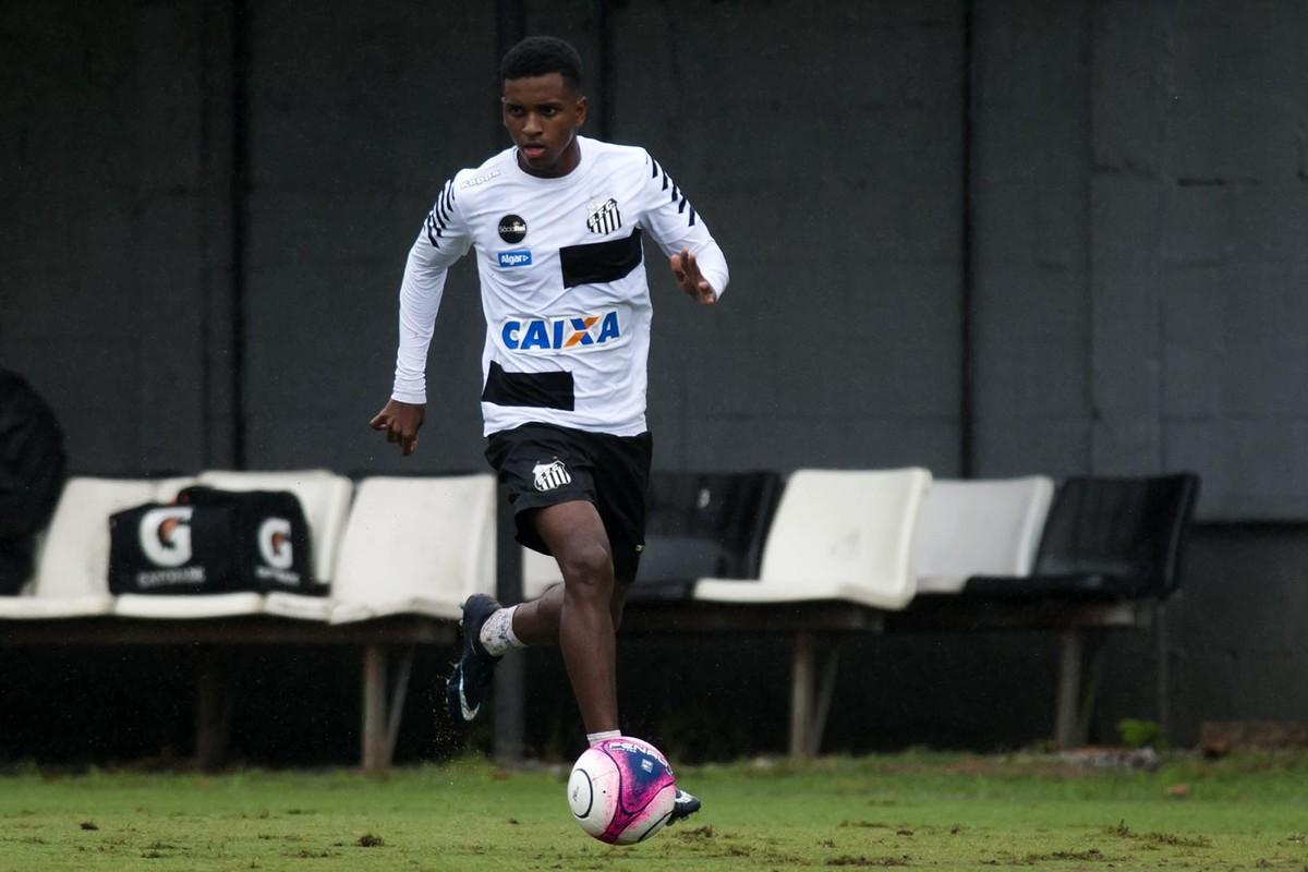 Cadê o Rodrygo  Saiba por que a joia do Santos não joga há duas rodadas  303aae00bd6e9