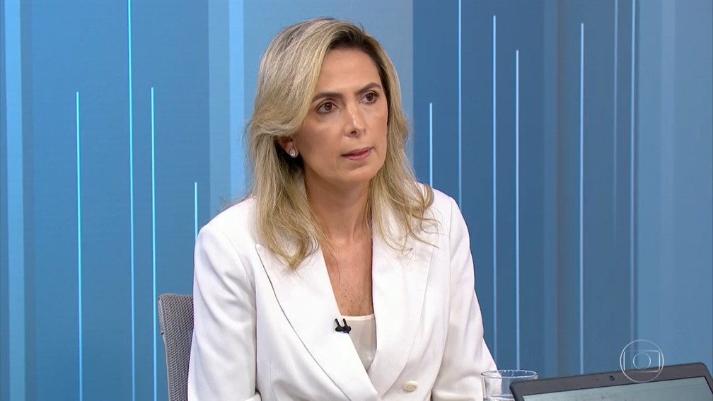 Ludhmila Hajjar, médica cardiologista e intensivista — Foto: TV Globo / Reprodução