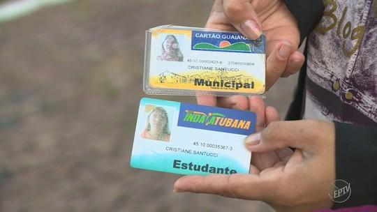 Mudança no transporte público afeta usuários com 'perda' de bilhetes, em Indaiatuba