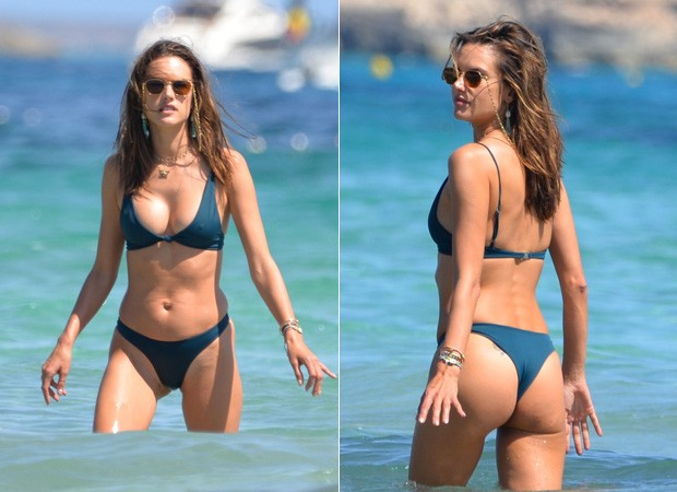Alessandra Ambrosio  (Foto: The Grosby Group)