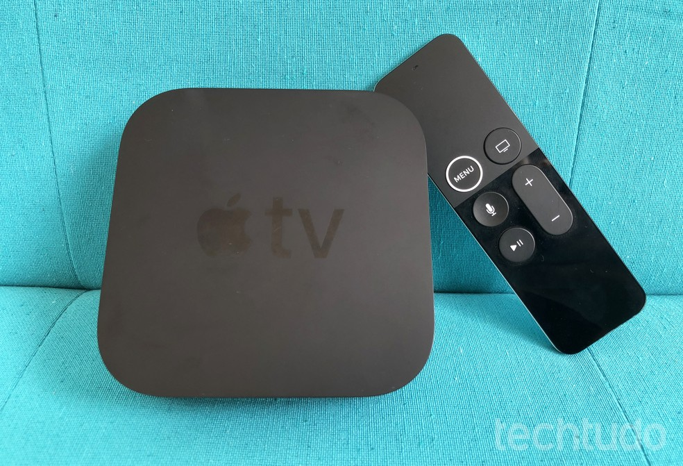 Use uma Apple TV para espelhar a tela do Mac na TV — Foto: Anna Kellen Bull/TechTudo
