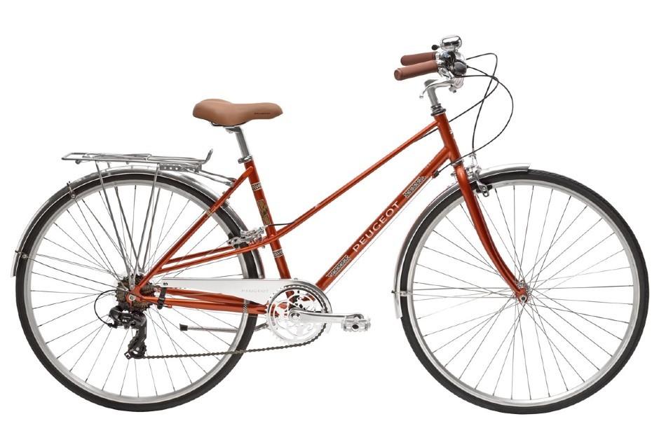 Na França as bicicletas Peugeot existem até hoje e linha inclui versões retrô, com modelos parecidos com os que foram produzidos no Brasil  (Foto: Divulgação/Peugeot Cycles)