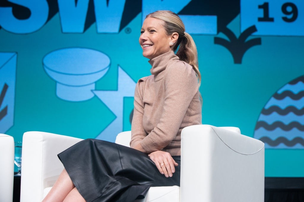 Gwyneth Paltrow, no SXSW 2019 (Foto: Lorne Thomson/Redferns)
