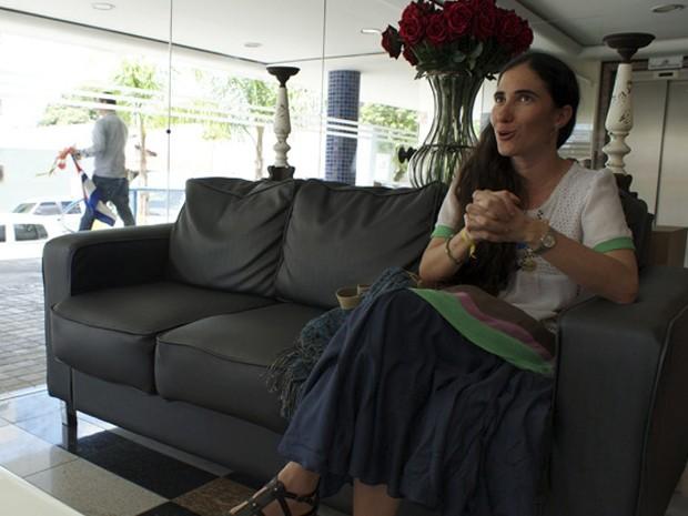 Yoani Sanchéz (Foto: Egi Santana / G1)