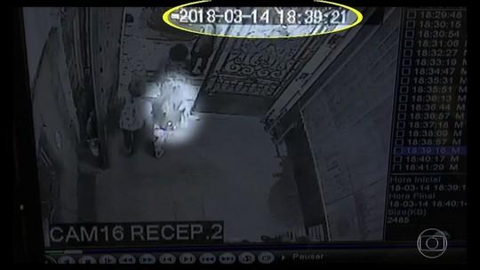 VÍDEO mostra Marielle deixando a Câmara do Rio no dia do crime