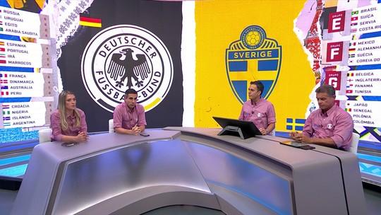 Comentaristas avaliam poder de decisão de Toni Kroos para a Alemanha