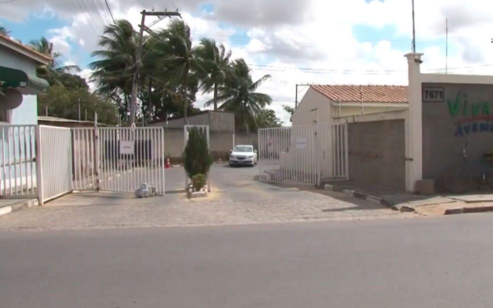 Criança morava em um condomínio de Feira de Santana e tinha ido visitar os avós em Santo Estevão (Foto: Reprodução/TV Subaé)