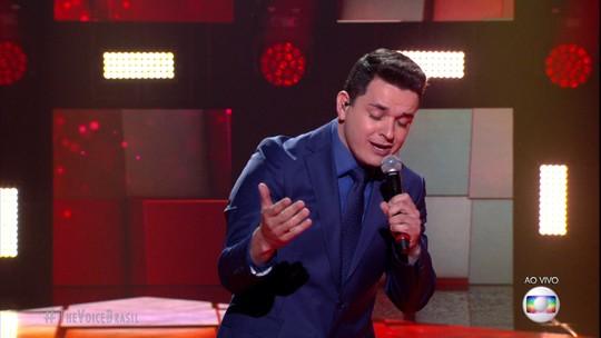 Léo Pain comemora vitórias nos Shows Ao Vivo e se prepara para a Semifinal do 'The Voice Brasil': 'Cada vez mais emoção'