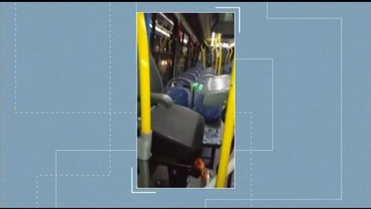 Passageiras denunciam que motorista abandonou ônibus do transporte coletivo para ir a mercado em Catalão