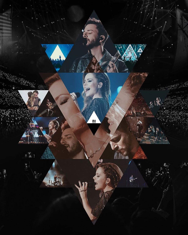 Sandy & Junior revelam capa do registro audiovisual do show da turnê 'Nossa história' | Blog do Mauro Ferreira