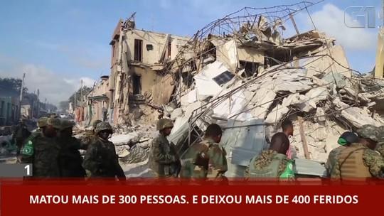 Número de mortos em ataque na Somália passa de 350