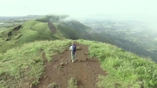 Mineiro enfrenta trilha de 3500km que inspirou filme com Robert Redford