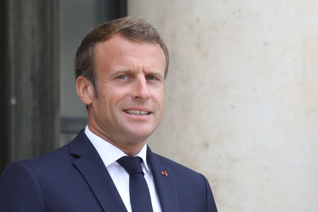 Delegação da Guiana Francesa acompanhará Emmanuel Macron na ONU - Notícias - Plantão Diário