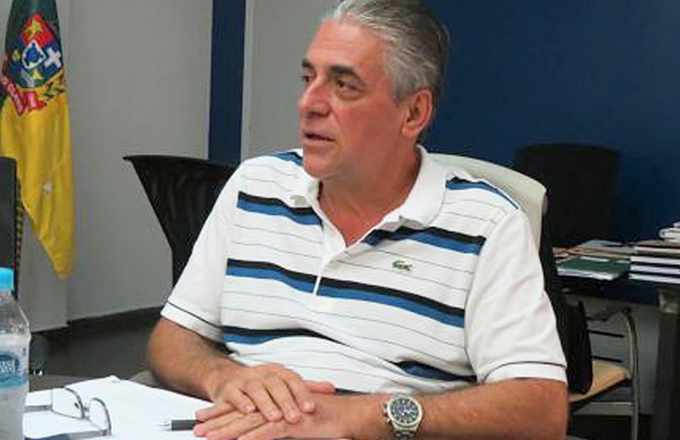 O prefeito de Rio Claro, RJ, Raul Fonseca Machado foi morto em 2015 — Foto: Divulgação/Prefeitura