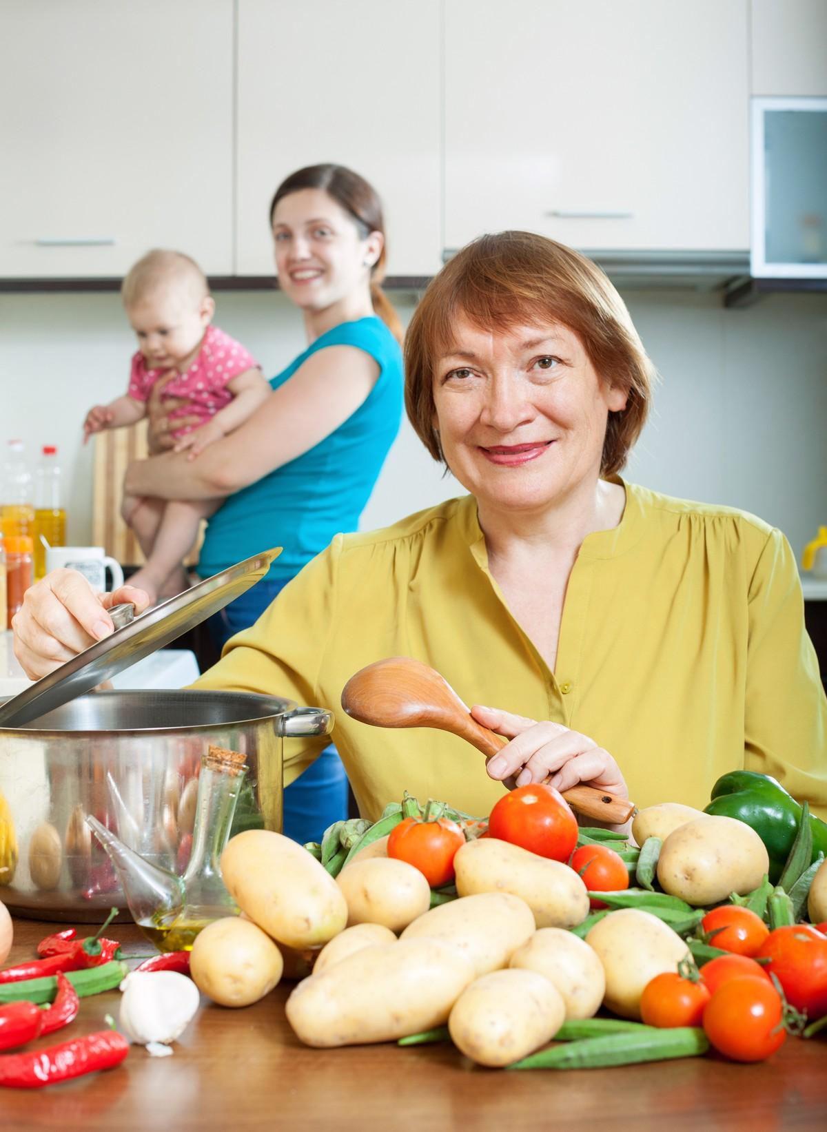 Nutrientes essenciais para a saúde do idoso