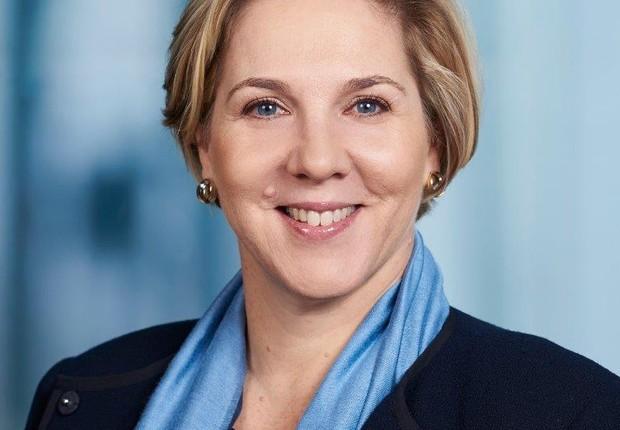 Robyn Denholm foi anunciada nesta quarta-feira como nova presidente do conselho da Tesla (Foto: Divulgação/Tesla)