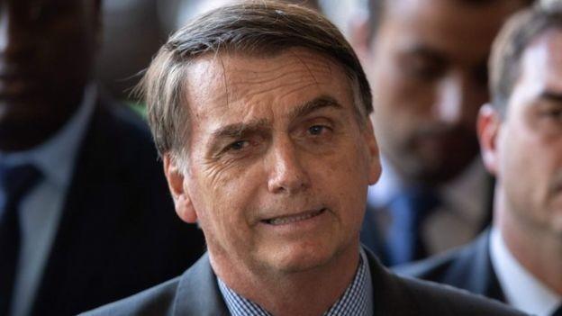 Comentários de Bolton mostram sintonia com o presidente eleito Jair Bolsonaro (Foto: AFP/Getty Images via BBC)