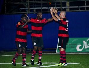 Flamengo não toma conhecimento do Bahia e goleia no Brasileiro Fut 7