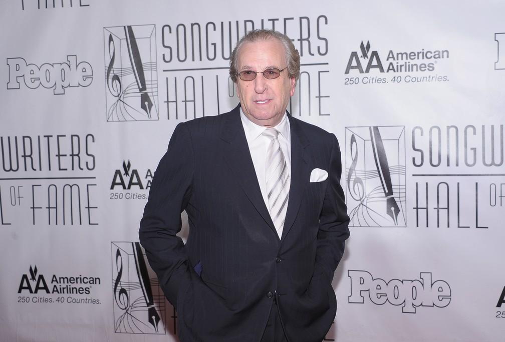 Em foto de 2011, Danny Aielo, ator de 'Faça a coisa certa', posa no tapete vermelho de evento em Nova York — Foto: Michael loccisano / GETTY IMAGES NORTH AMERICA / AFP