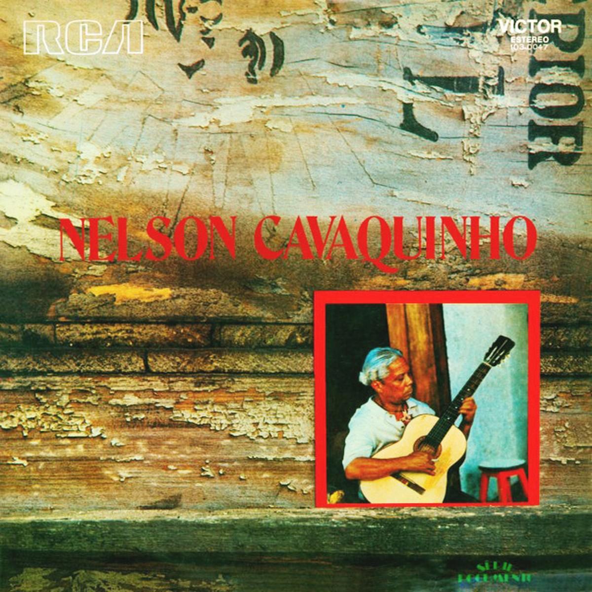 Discos para descobrir em casa – 'Nelson Cavaquinho', Nelson Cavaquinho, 1972 | Blog do Mauro Ferreira