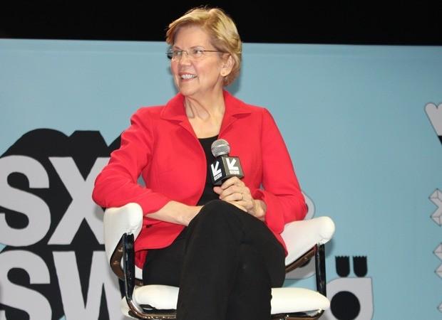 Elizabeth Warren, senadora e pré-candidata à Presidência (Foto: Adriano Lira)