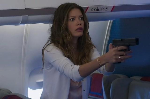 Cena do primeiro capítulo de 'Salve-se quem puder' (Foto: TV Globo)