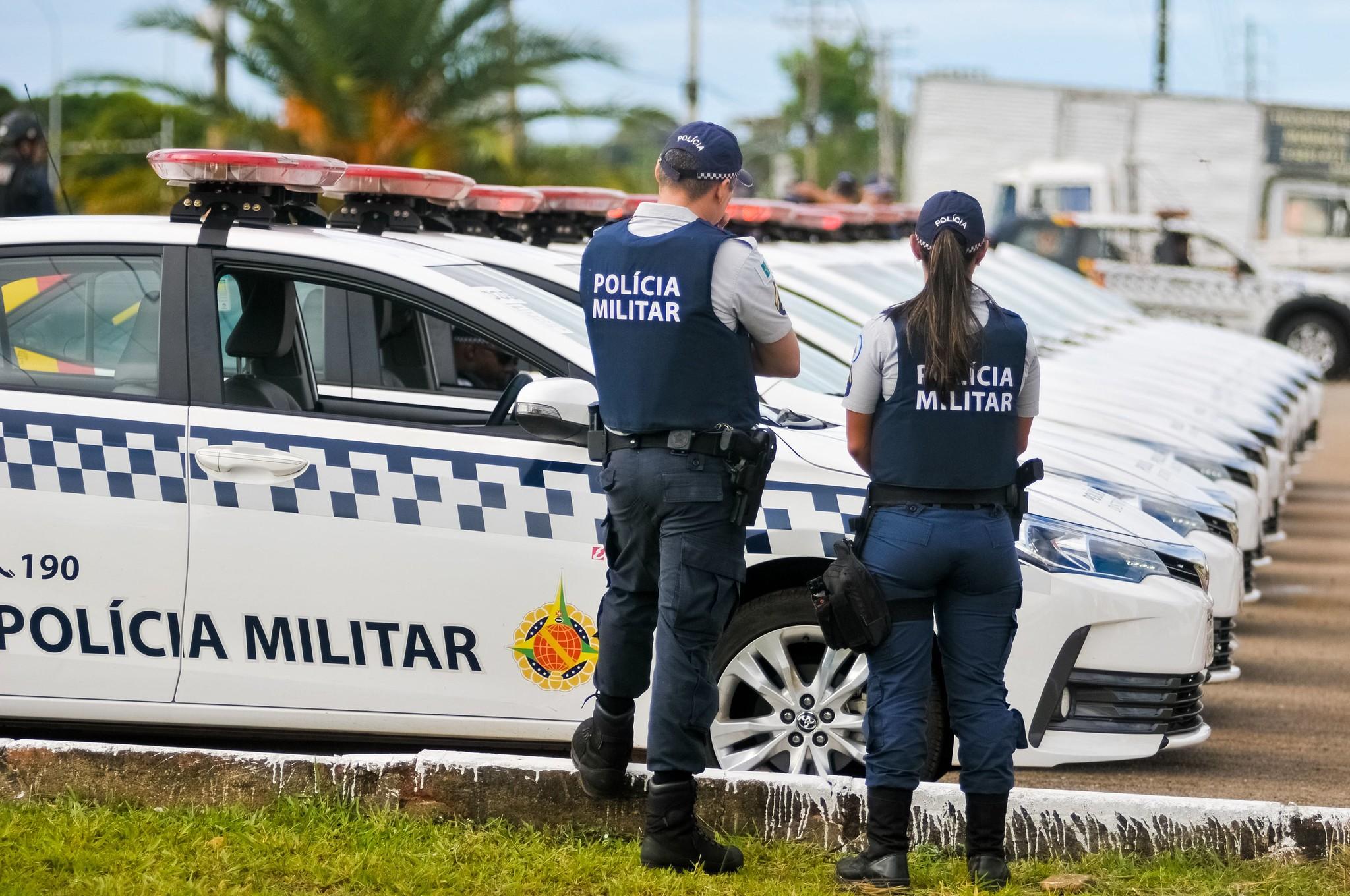 Reajuste de policiais e bombeiros do DF terá impacto de R$ 505 milhões; falta sanção de Bolsonaro