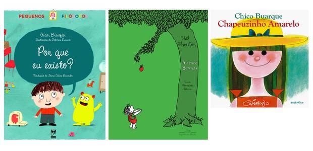Seleção Amazon: Livros paradidáticos para crianças (Foto: Divulgação)