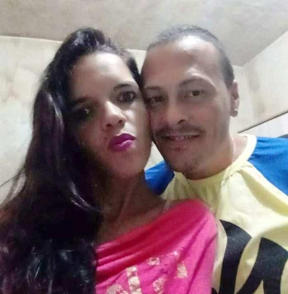 Adão de Carvalho Júnior foi preso em Praia Grande, SP, suspeito de matar a ex-companheira — Foto: Reprodução/Facebook
