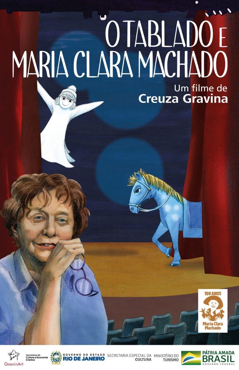 Homenagem para Maria Clara Machado, que faria 100 anos no sábado agora