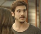 Nicolas Prattes é Samuca em 'O tempo não para' | Reprodução