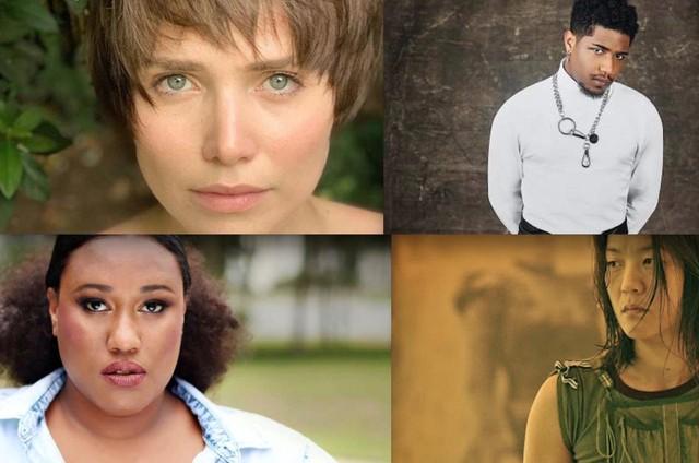 Integrantes do novo elenco de 'Sessão de terapia' (Foto: Reprodução/Instagram)
