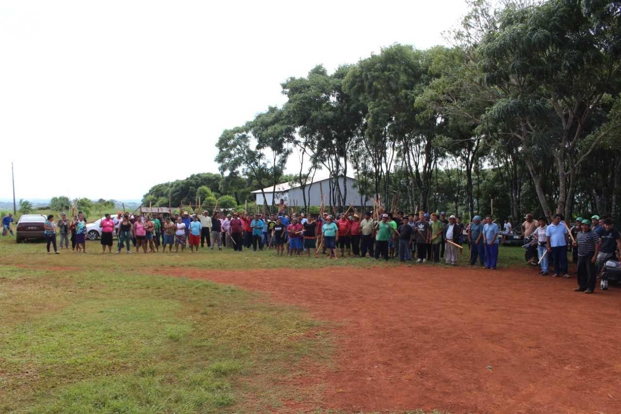 MPF pede intervenção na reserva com maior concentração de indígenas do RS à Presidência