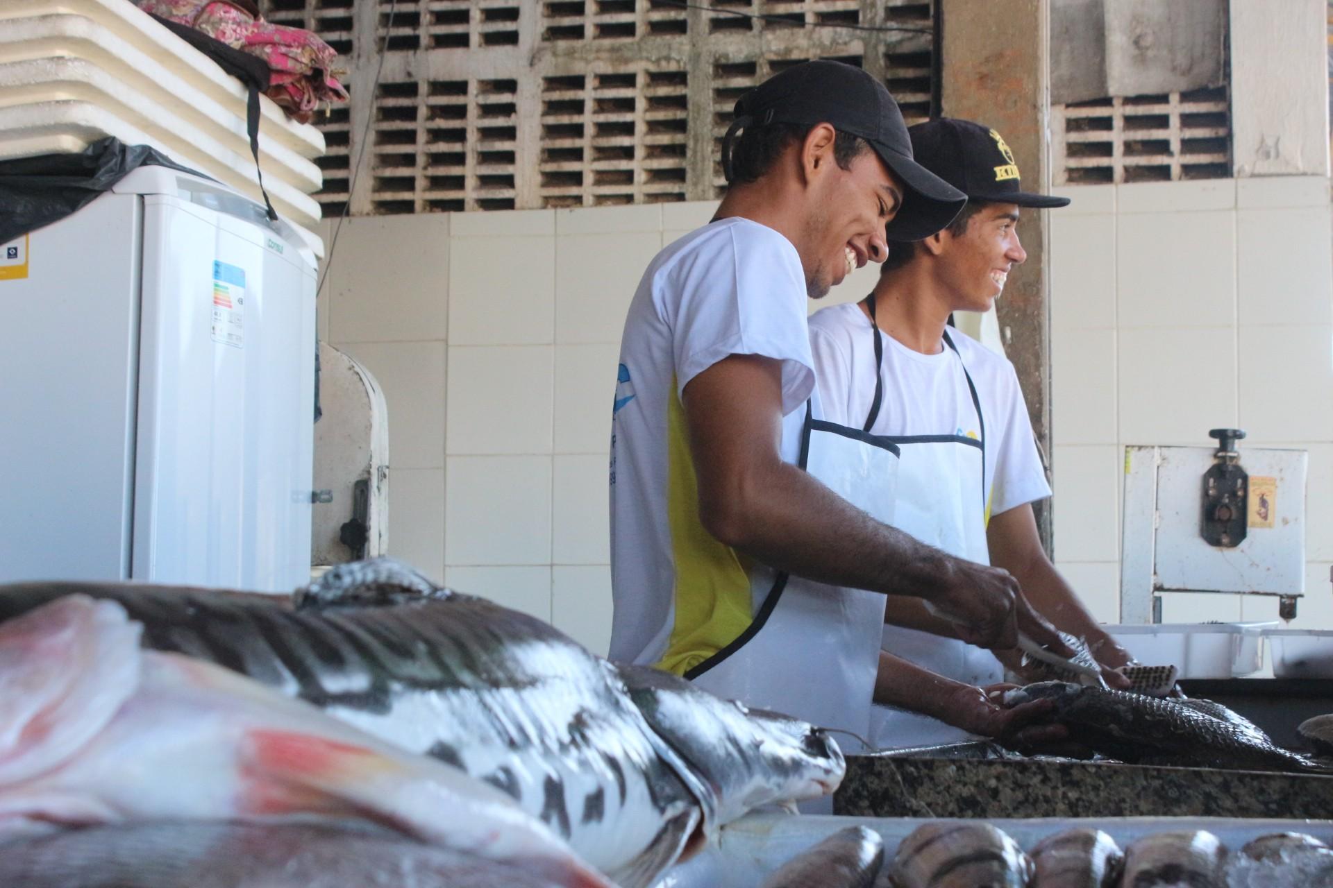 Preço do pescado apresenta queda pelo 4º mês consecutivo em Belém, aponta Dieese/PA - Notícias - Plantão Diário