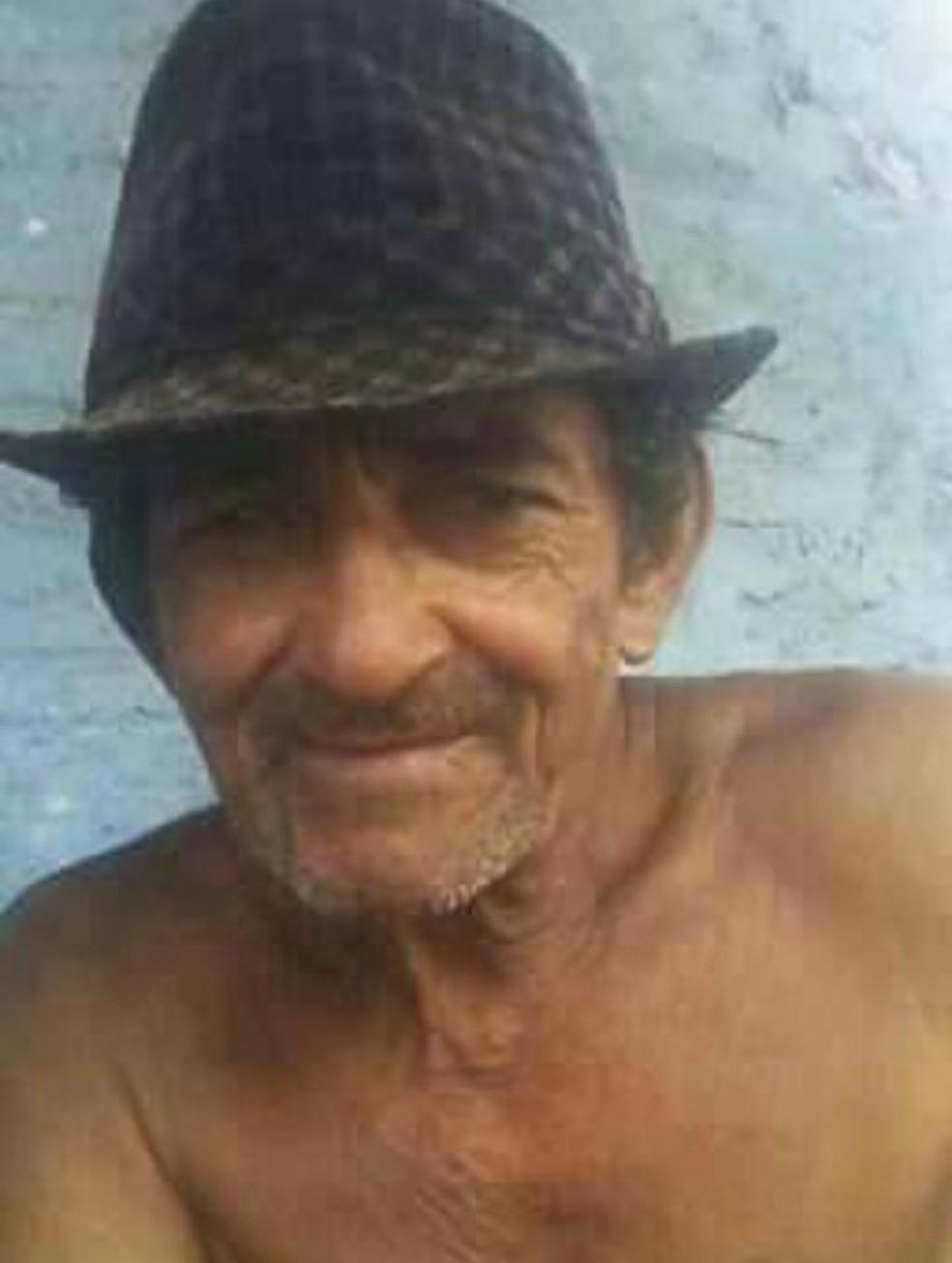 Francisco de Assis de Souza, de 65 anos, sofreu choque em uma cerca elétrica e faleceu na Grande Natal. — Foto: Cedida