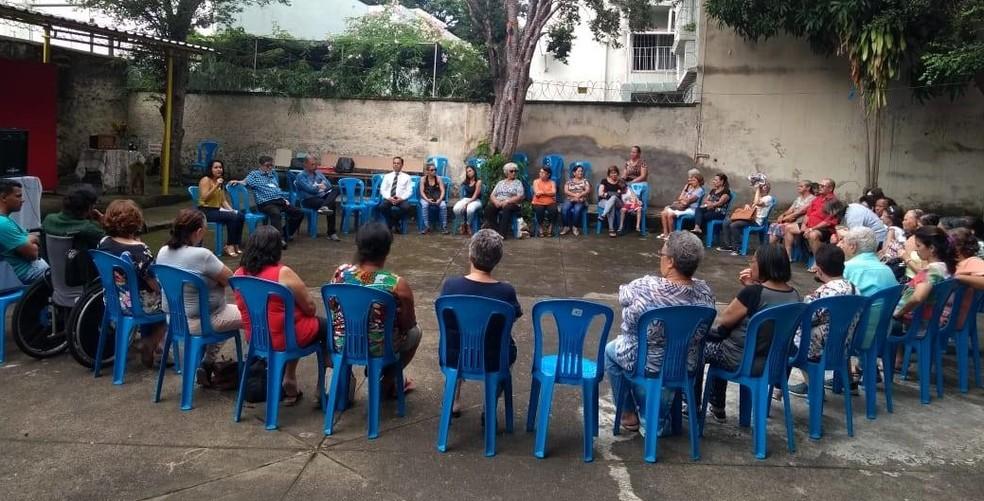 Centro de Convivência do Idoso em Itaúna oferece atividades de segunda a sexta-feira  — Foto: Prefeitura de Itaúna/Divulgação
