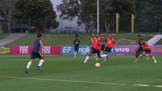 Com Talles Magno, Brasil pega os Estados Unidos em único amistoso antes do Mundial Sub-17