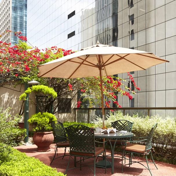 Quartos do L'Hotel PortoBay em São Paulo (Foto: Divulgação)