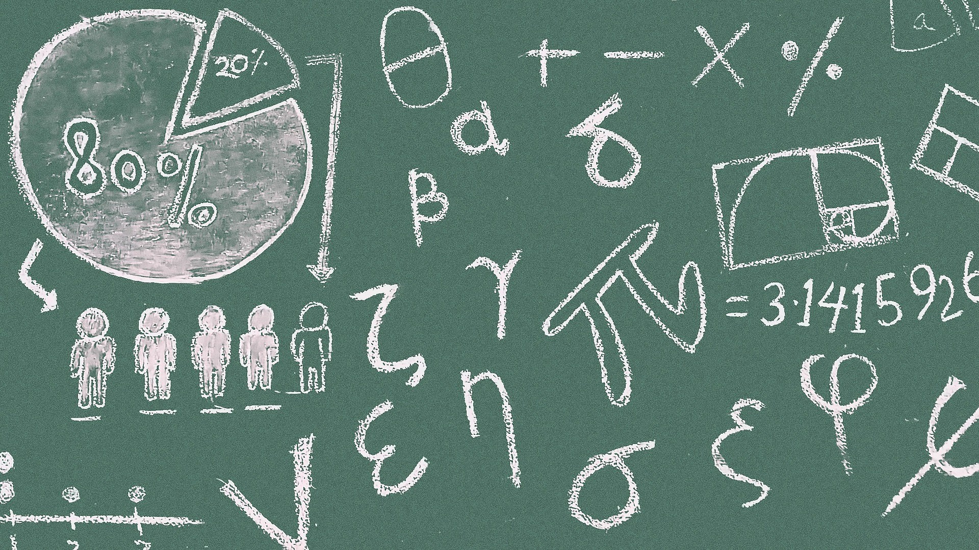 Comece pelas mais fáceis: confira nossas dicas para resolver as questões de matemática do Enem (Foto: Pixabay)