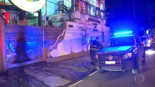 Casa do Mago é atacada mais uma vez no Humaitá