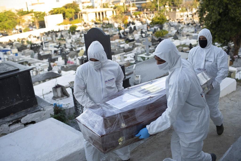 Estado de SP registra 98 novas mortes por coronavírus em 24 horas e total chega a 25,1 mil; casos confirmados vão a 627,1 mil