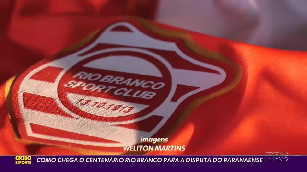 No Rio Branco-PR, um retrato do futebol paranaense