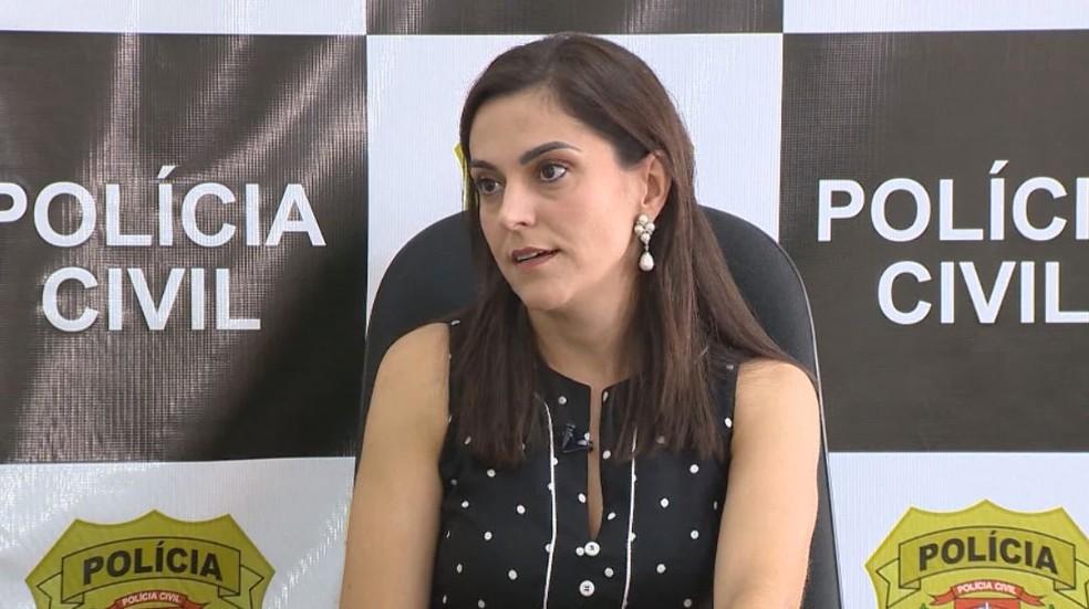 Delegada que investiga o caso afirma que crianças sofreram traumas em Assis  — Foto: TV TEM/ Reprodução