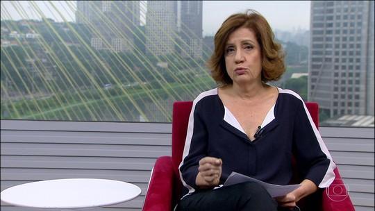 'Em vários programas vai mais dinheiro para os mais ricos', diz Miriam Leitão