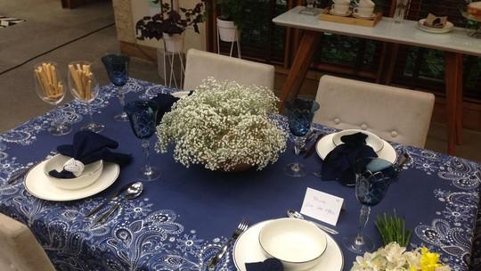 É de Casa ensina a preparar mesa especial para o Dia das Mães sem gastar muito
