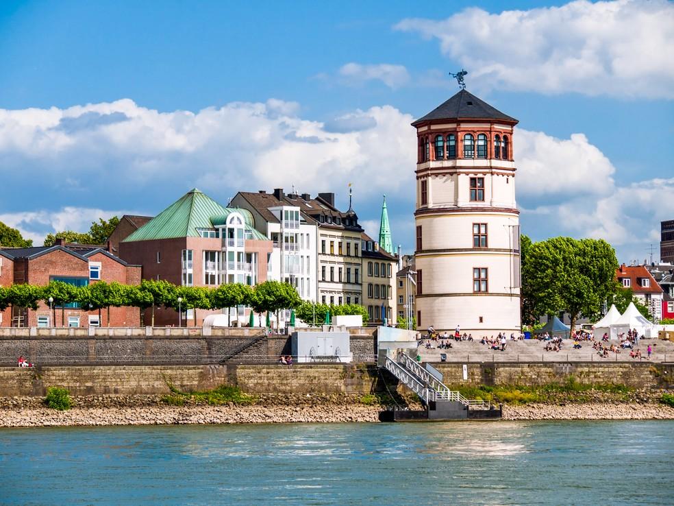 Düsseldorf, Alemanha  — Foto: Divulgação/Booking